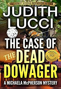 The Case Of The Dead Dowager by Judith Lucci ebook deal