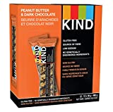 KIND Bars Peanut Butter Dark Chocolate 12ct, Gluten Free, 40g