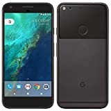 Google Pixel - 128GB Factory Unlocked - Quite Black (Certified Refurbished)