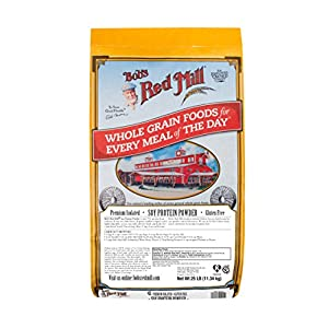 Bob's Red Mill Gluten Free Soy Protein Powder, 25 Pound