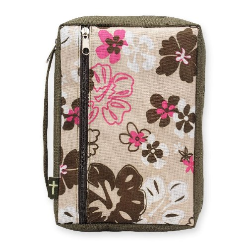 Hibiscus Bible Book Cover XL