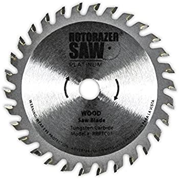 Official Rotorazer Platinum Replacement Blades Set Of 3