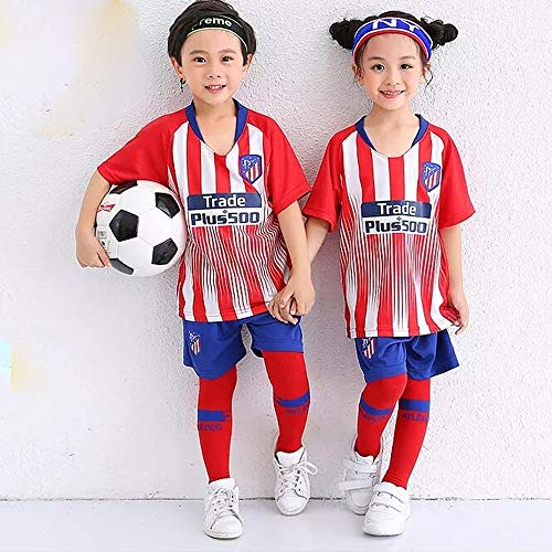0265091f2 FZY Boys' Soccer Jerseys Sports Team Training Uniform| Age 2-15 |Boys