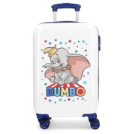 Disney Dumbo Equipaje Infantil, 55 cm, 32 litros, Multicolor