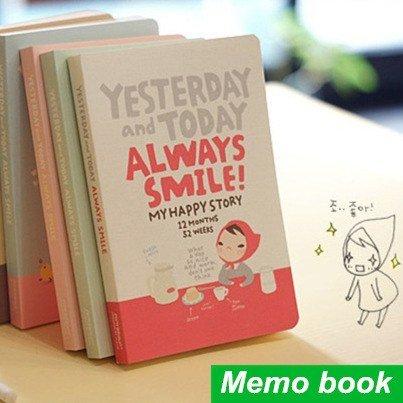Amazon.com : Cute Notebook Red Hat Girl Agenda Week Plan ...