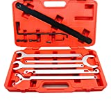 EWK Fan Clutch Service Water Pump Holder Wrench Service Tool Set for Mercedes Benz BMW