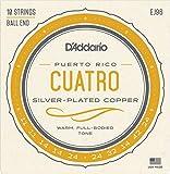 D\'Addario EJ96 Cuatro-Puerto Rico Strings