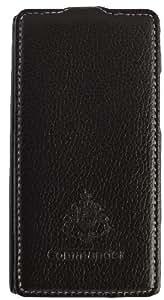Commander Business - Funda para HTC Windows Phone 8X, color negro