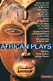 img - for Contemporary African Plays book / textbook / text book