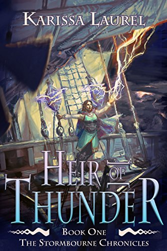 Attached Sweater - Heir of Thunder: A Young Adult Steampunk Fantasy (Stormbourne Chronicles Book 1)