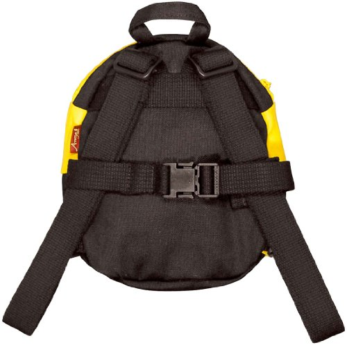 Angel DEPT Baby Boys Girls Toddler Safety Harness Backpack (Yellow bee) by Angel DEPT (Image #2)