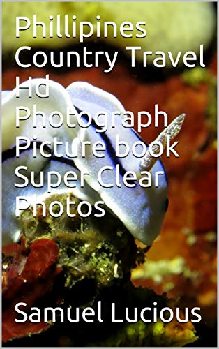Phillipines Country Travel Hd Photograph Picture book Super Clear Photos