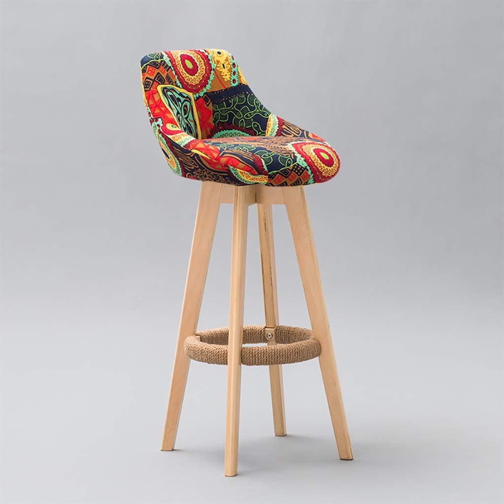 b21106ab3416 E 444467.5cm Modern Style Bar Stools Counter Chair,Comfortable ...