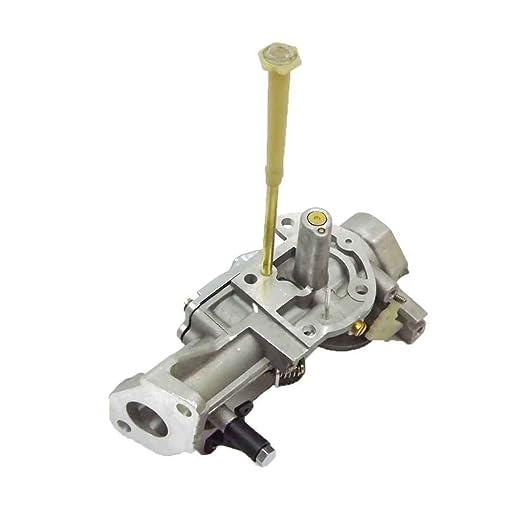 Vkospy Carburador de Repuesto para Briggs & Stratton 130202 112202 ...