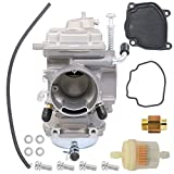 ATV Carburetor for Polaris Ranger 500 1999-2009 Sportsman 500 Carb ATV QUAD UTV Carb 2x4 4x4 6x6 Magnum 425 Big Boss Trail Blazer Carb 1614-11 3131441 3131209 3131519
