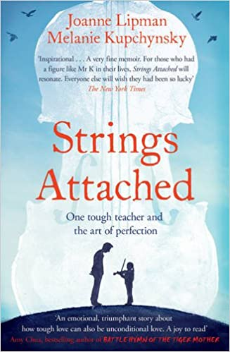 Book Strings Attached: One Tough Teacher and the Art of Perfection