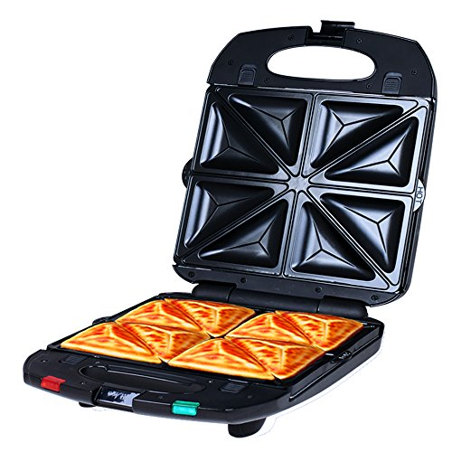 4 inch waffle maker - 5
