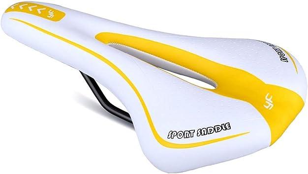 LKXZYX Sillín de Bicicleta Asiento Bici, Banda Reflectante Asiento ...