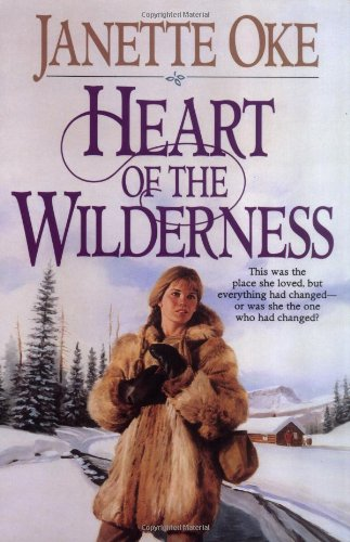 Heart of the Wilderness (Women of the West #8)