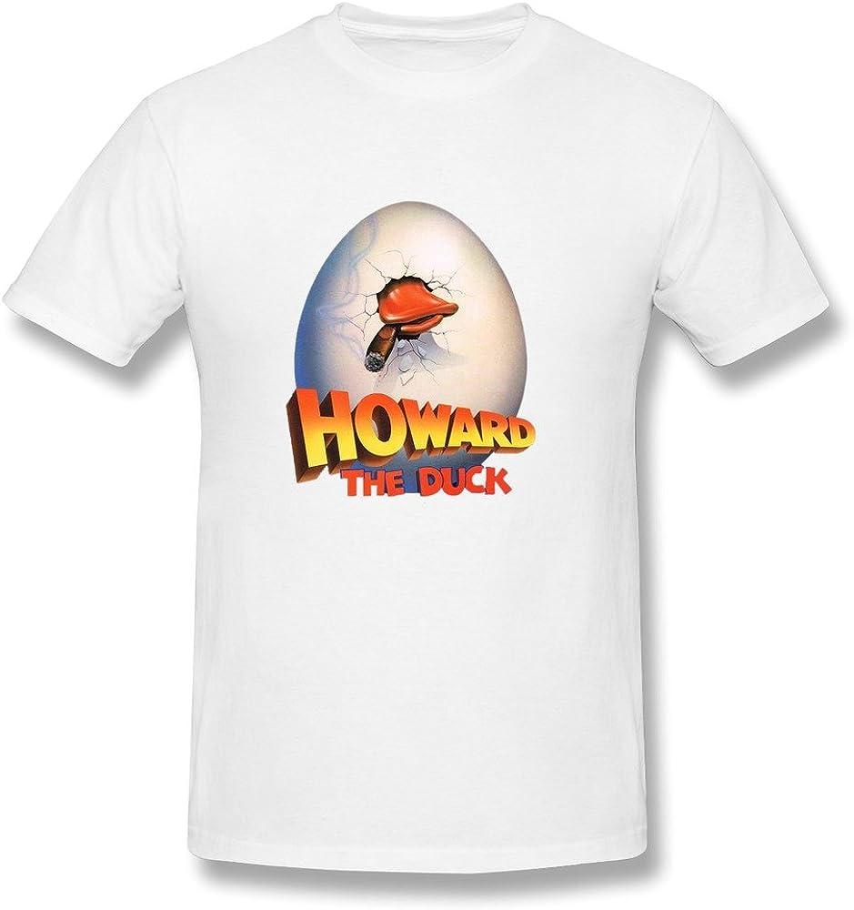 MINGRUI Men's Howard The Duck T-Shirt