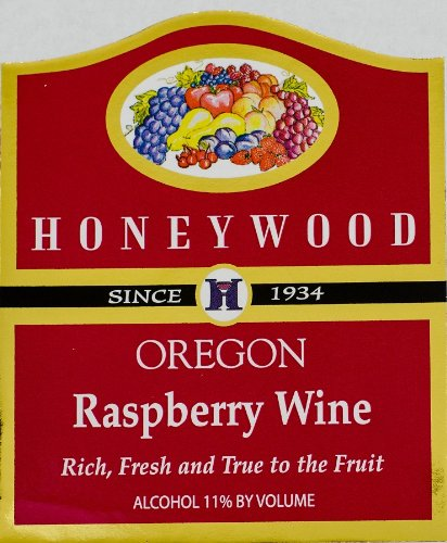 Honeywood Raspberry Wine