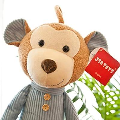 Soft Touching Animal Plush Doll Long Legs Plush Puppet Cute Stuffed Birthday Gift: Office Products