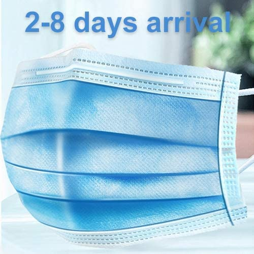 Gray Suitable for Outdoor Protect Mouth and Nose Wudi 20Pcs Space Cotton Protective Cover Breathable Anti-uv Adult Professional Protection Sports