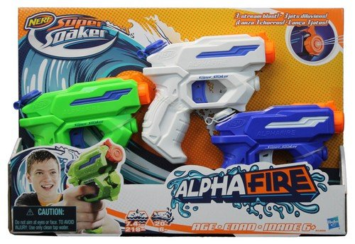 nerf super soakers - 6