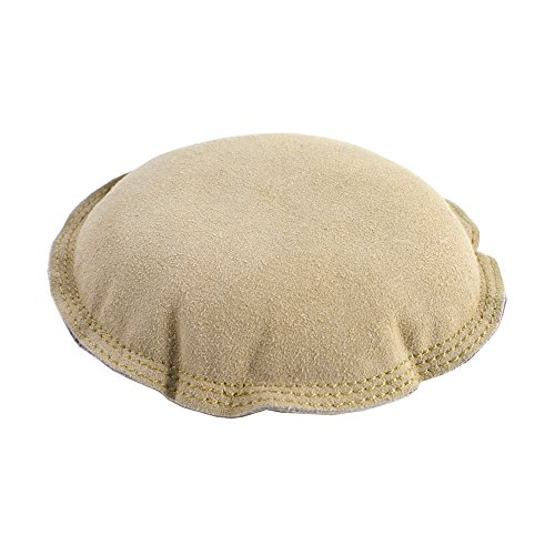 Jewellers Leather sandbag Round
