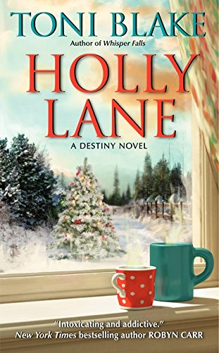 book cover of Holly Lane