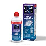 Clear Care Contact Lens Solution 360ml