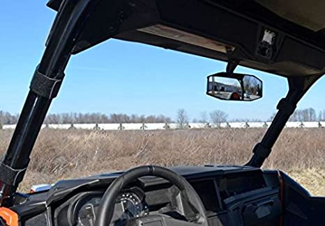 - Hard Coated for Extreme Durability and Long Life SuperATV Heavy Duty Clear Scratch Resistant Full Windshield for Polaris General//General 4 2016+ Installs in 5 Minutes!