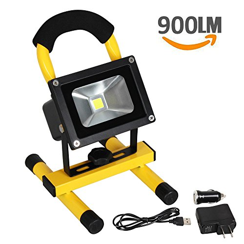 External Emergency Flood Lights