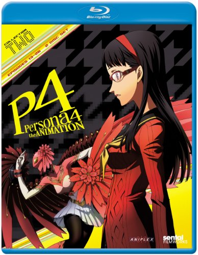 Persona 4: The Animation Collection 2 [Blu-ray] (Persona 4 Golden Best Personas)