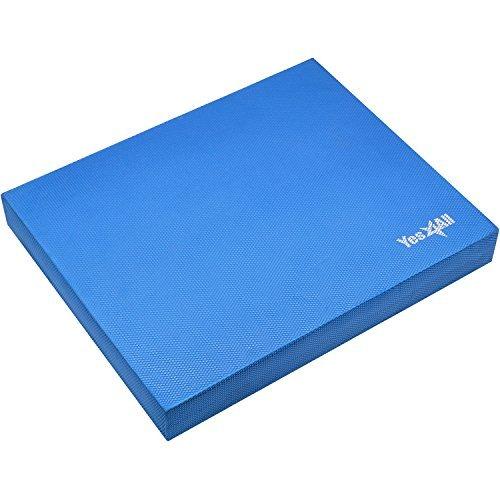 Economy Foam Cushion - Yes4All Balance Pad X-Large - Exercise Foam Cushion (Blue)