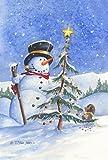Toland Home Garden Snowtime 28 x 40-Inch Decorative Review and Comparison