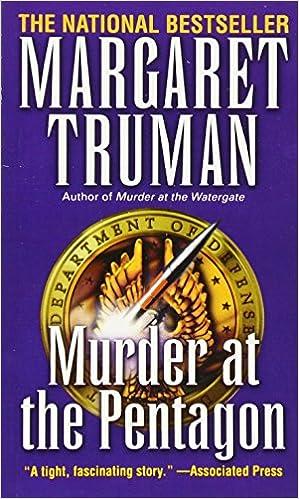 Book Murder at the Pentagon (Capital Crimes)