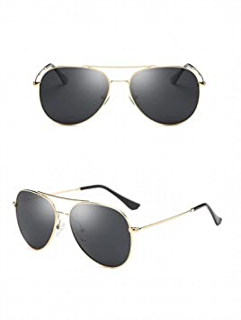 HOX Gafas Polarizadas Marea Clásica Gafas de Moda Hombres de Conducción Gafas de Sol, Lente