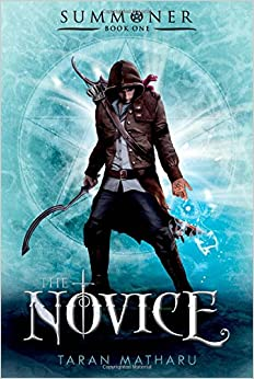 Image result for The Novice: Summoner: Book One