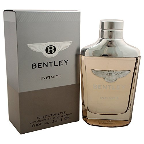 Bentley Infinite Mens Eau De Toilette Spray  3 4 Ounce By Bentley