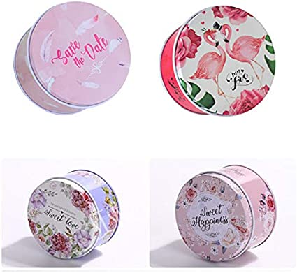 sac cadeau pour aliments en chocolat go/ûters violet pochette pour d/écoration de f/ête de mariage en fer 7,5 cm x 4,5 cm cookies g/âteaux 7.5*4.5CM Namgiy Bo/îte /à bonbons bijoux