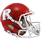 Rutgers Scarlet Knights Officially Licensed NCAA Speed Full Size Replica Football Helmet