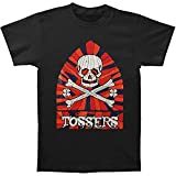 Tossers Men's Stained Glass T-Shirt X-Large Black