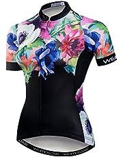 Cycling Jersey Women Mountain Bike Jersey Shirts Short Sleeve Road Bicycle Clothing MTB Tops Summer Clothing