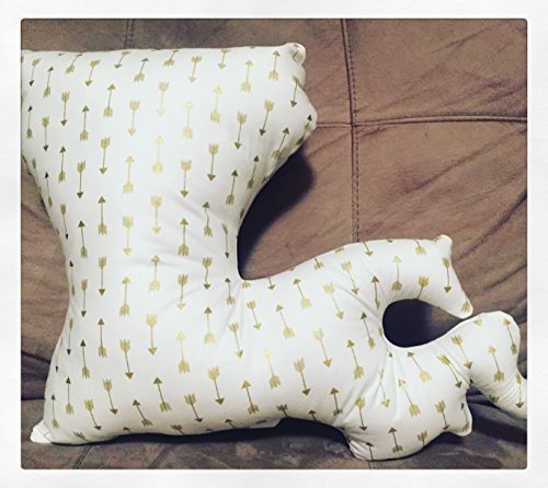 State Shaped Pillow - Louisiana