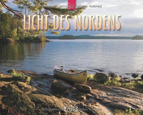 Licht des Nordens 2013 - Original Stürtz-Kalender