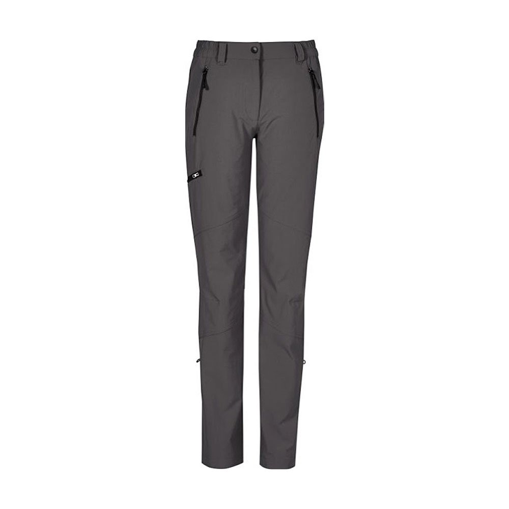 Hot Sportswear Santiago 4-Way-Stretch Trekking Pants damen - Graphite