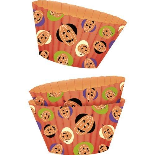 Halloween Cupcake Liners - Halloween Baking Cups - 50 Count