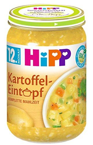 Hipp Kartoffel-Eintopf, 250 g Babynahrung Pantry