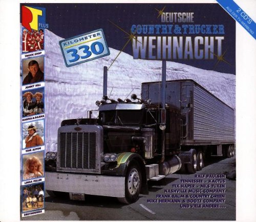 release deutsche country trucker weihnacht by various. Black Bedroom Furniture Sets. Home Design Ideas